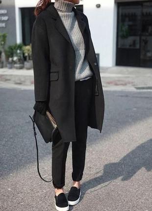 Тонкое весеннее пальто amisu р 38