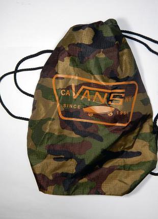 Сумка торба рюкзак vans венс камо расцветка оригинал