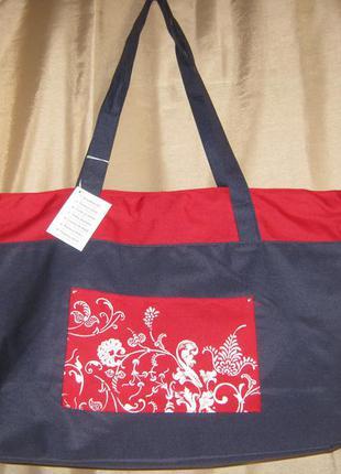 Большая пляжная сумка из германии. Esmara, цена - 295 грн,  12923418 ... cf534f9ad2a