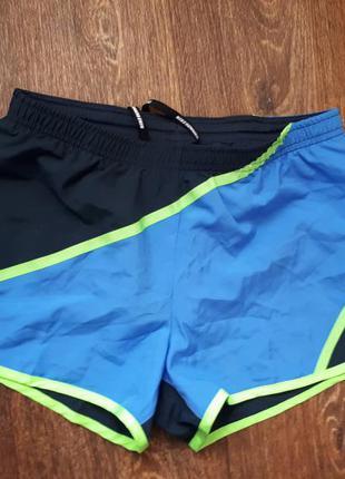 Спортивные шорты nike оригинал размер хс