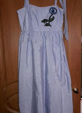 Сарафан платье koton