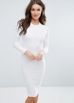 Платье резинка asos,р-р 18