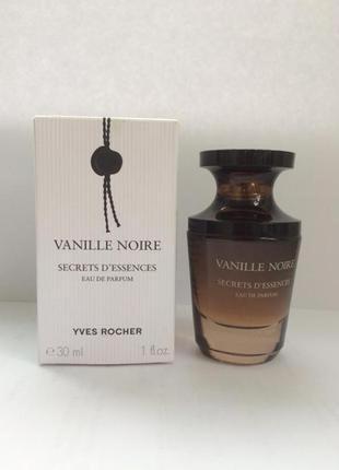 Vanille noire парфюмированная вода 30 мл