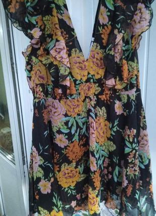 Легенькое платье-туника