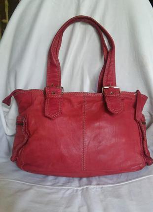 Кожаная сумка (кожа натуральная)