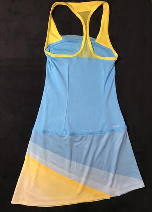 Теннисное платье adidas