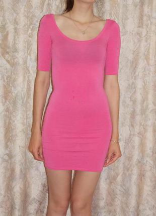 Платье по фигуре 34 размер!