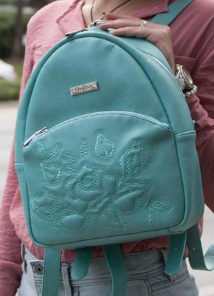 Молодежный городской повседневный рюкзак.