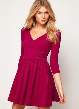 Платье с пышной юбкой asos
