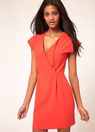 Супер красивое яркое платье asos