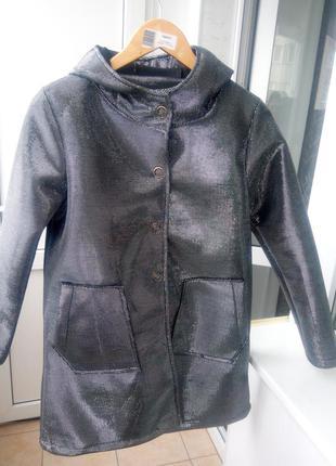 Плащ/пальто из неопрена,италия