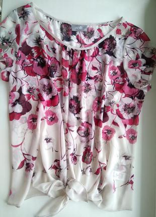 Летняя блуза wallis, размер m ,eur 42