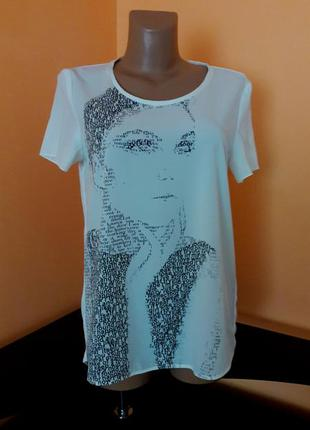 Шикарная футболка, блуза esprit