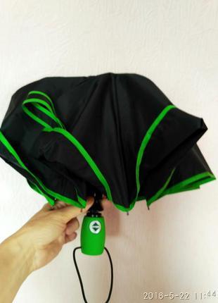 Компактный зонт автомат 28см все цвета.зонт-28см всего длиной в сложенном виде.