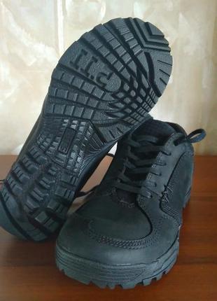 Кроссовки, туфли, ботинки тактические 5.11 tactical pursuit lace up shoe (black)