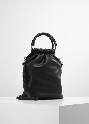 Новая сумка мешок с короткими ручками even&odd