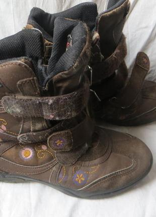 Ботинки geox +3 пары обуви в подарок 32-33 размер