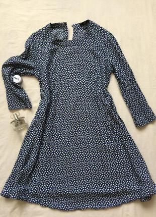 Легкое идеальное платье h&m