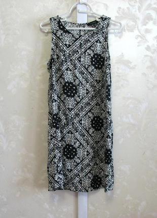 Вискозное платье миди atmosphere