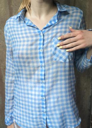 Рубашка stradivarius