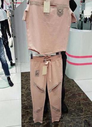 Шикарный летний костюм raw, размер м