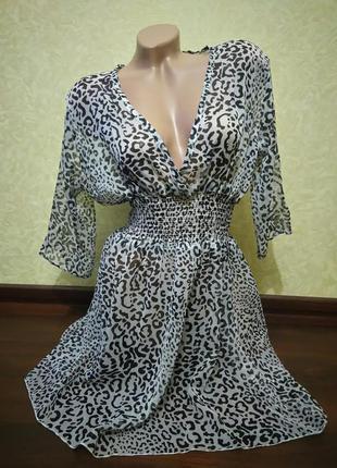 Платье шифоновое accessovies