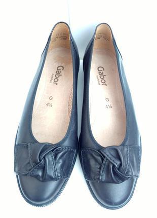 Кожаные  ортопедические туфли  р.36