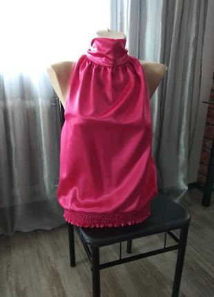 Блузка кофточка цвет фуксия