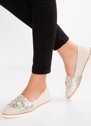 Туфли caprice германия, оригинал. натуральная кожа. 37, 39, 40. 5