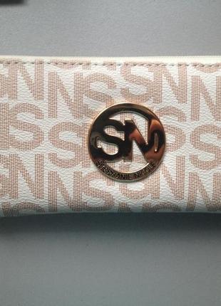 Новий стильний гаманець saint nicole