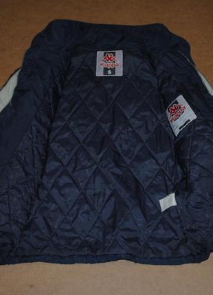 Kappa теплая куртка с лампасами Kappa, цена - 520 грн,  12973486 ... 8a2ce910cc6