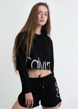 Calvin klein кофта и шорты