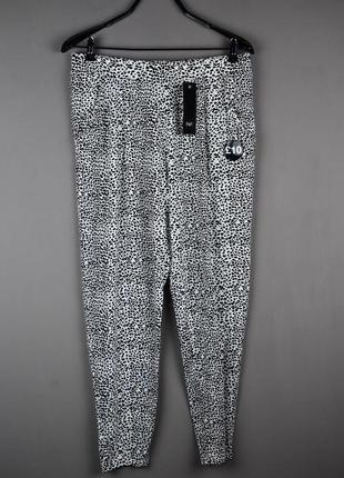 Стильные повседневные летние брюки от f&f