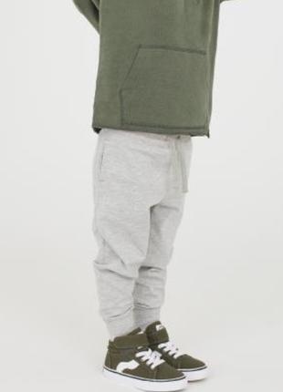 Тонкие штаны h&m р 104, 122, 128, 140.