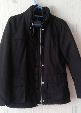 Куртка демисезонная женская 42-44 размер diadora теплая