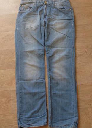 Летние легкие джинсы