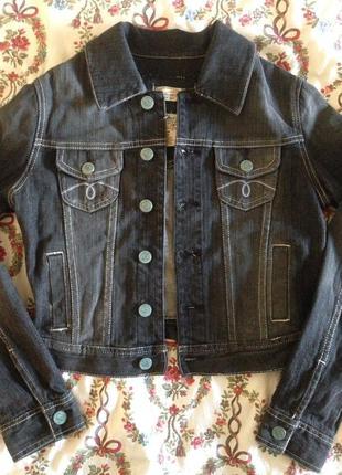 Джинсовая куртка american rag
