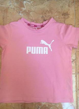 Футболка puma на 3 года
