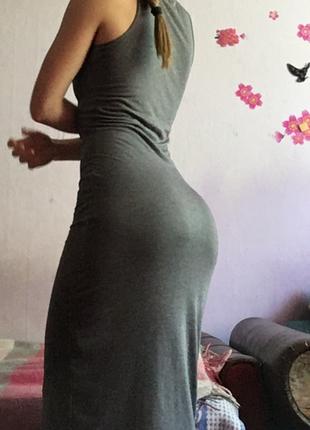 Длинное платье 👗