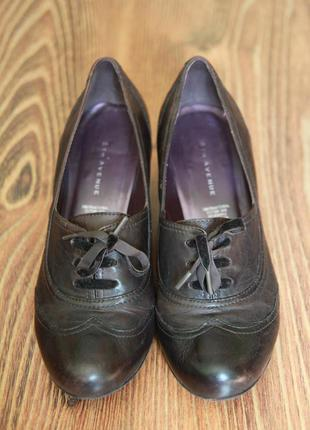Туфли 5th avenue женские кожаные 38 размер