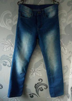 Детские джинсы denim