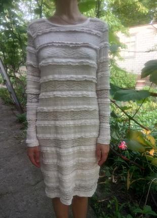 Легкое нежное платье h&m