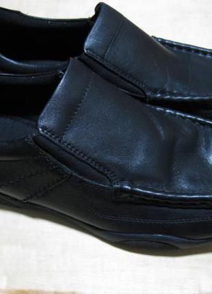 George кожаные туфли мокасины размер 37,5 стелька 24,5 см