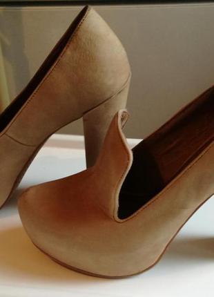 Кожаные туфли matiko!