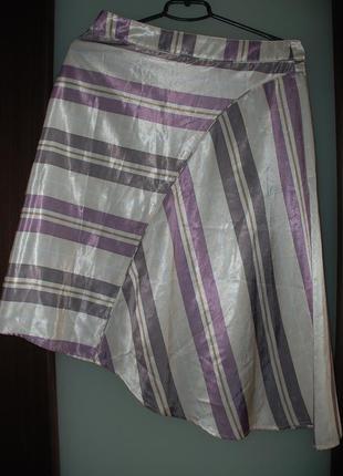 Ассиметричная юбка h&m