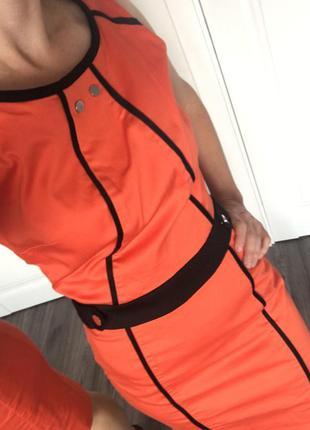 Платье футляр мили top secret 34