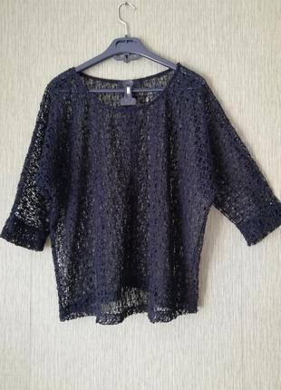 🌹кофта сетка🌹 ажурная блуза