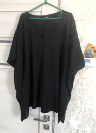 Блуза большого размера next