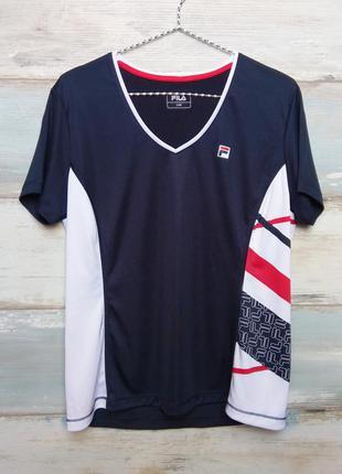 Спортивная футболка для бега fila