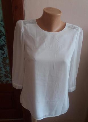 Жіноча шифонова  блуза блузка